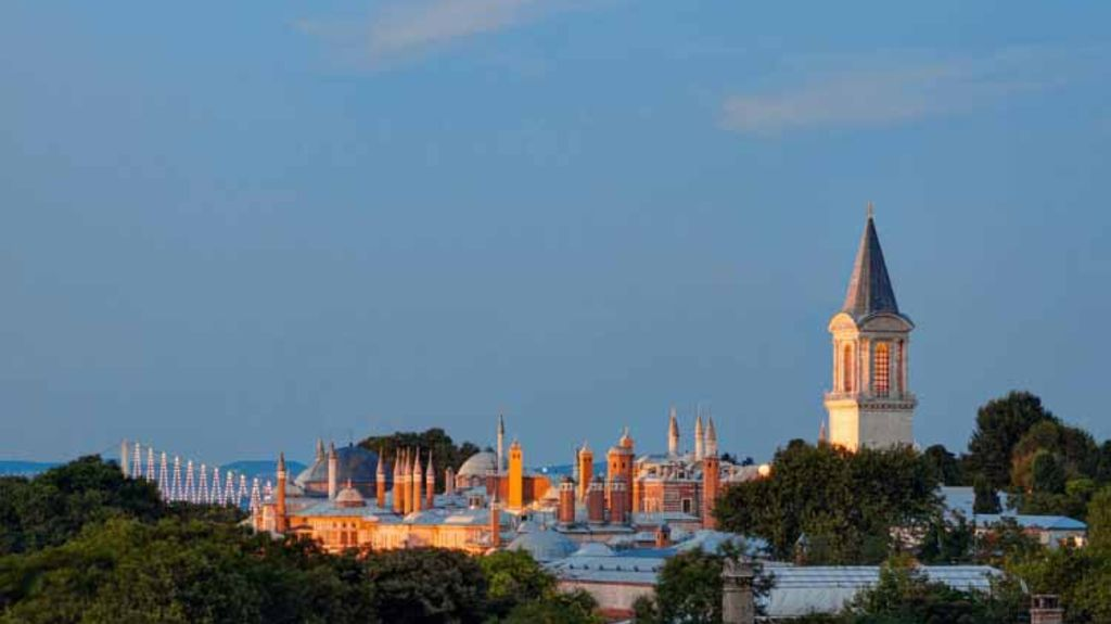 Historical Topkapi Palace - 3 Days in Istanbul
