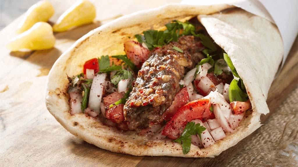 Kebabs in Istanbul