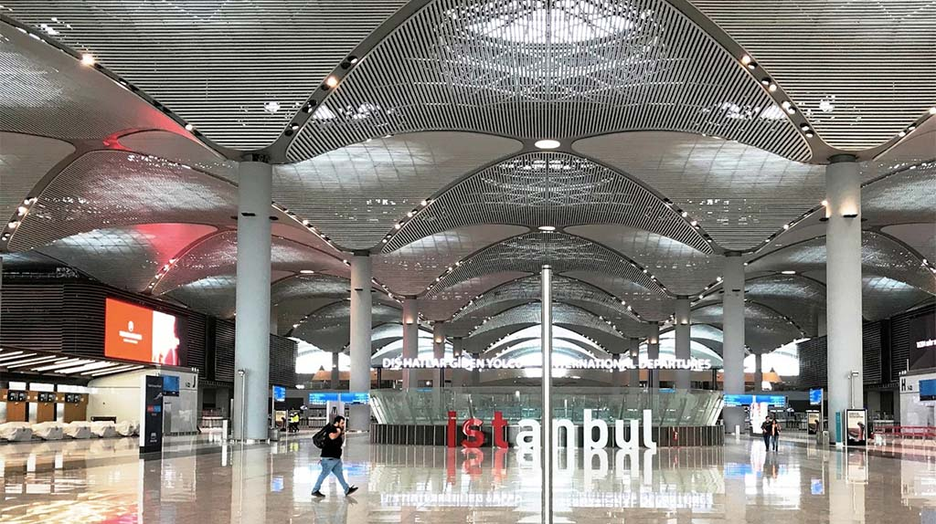 Prices at World's Largest Airport in Istanbul