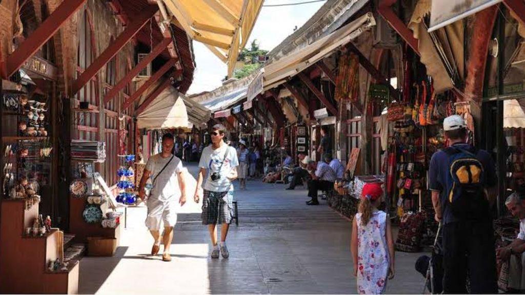 Arasta Bazaar - Shopping in Istanbul