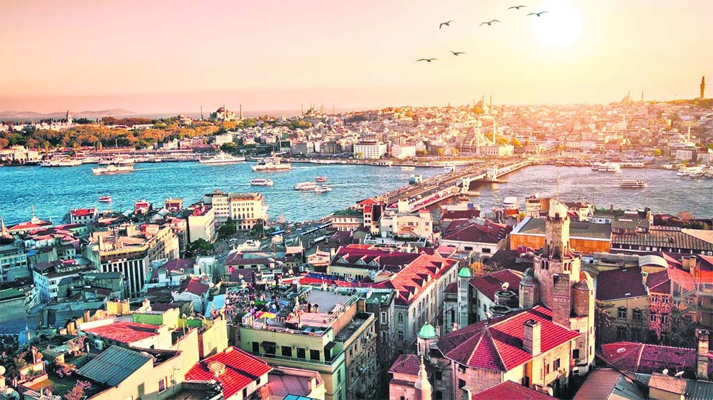 Best Viewpoints in Istanbul: Tips & Advices | HeyTripster