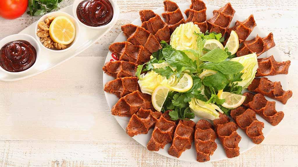 Cig kofte - Istanbul Street Food
