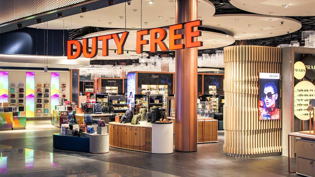 Istanbul Airport Duty Free