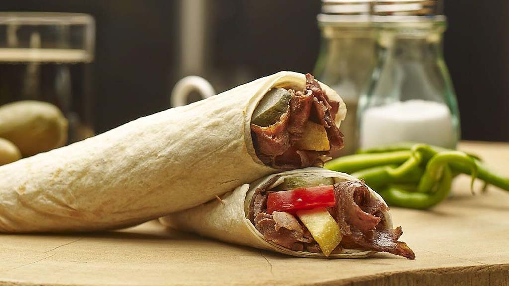 Doner Kebab - Istanbul street food