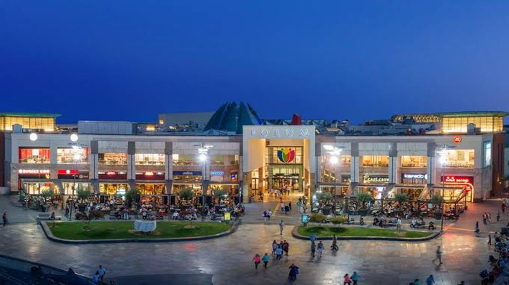 Forum Mall - Shopping in Istanbul