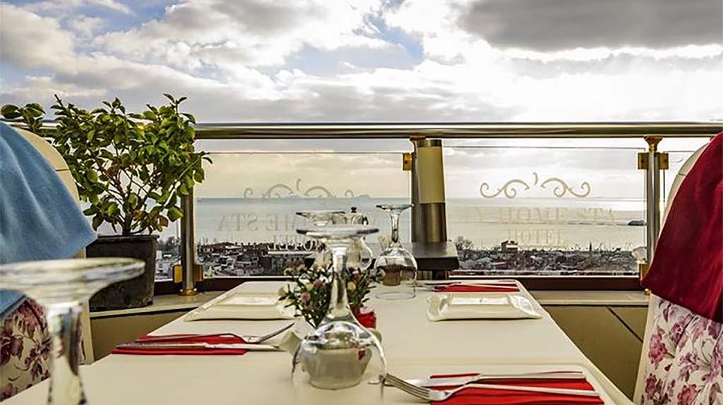 Hanzade Terrace Restaurant