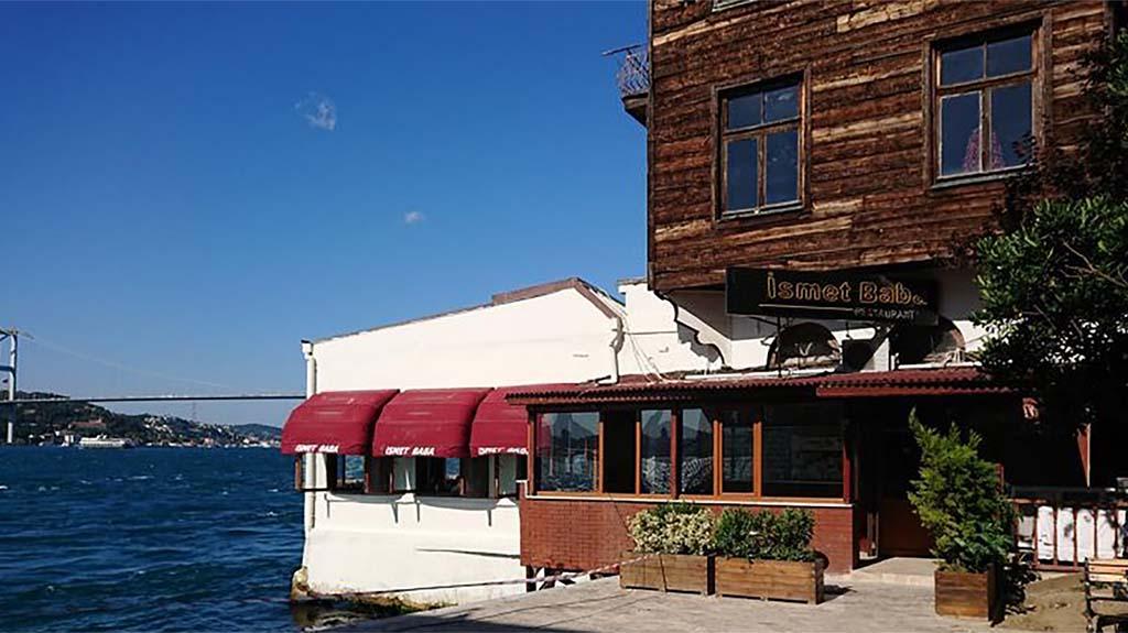 Ismet Baba Fish Restaurant