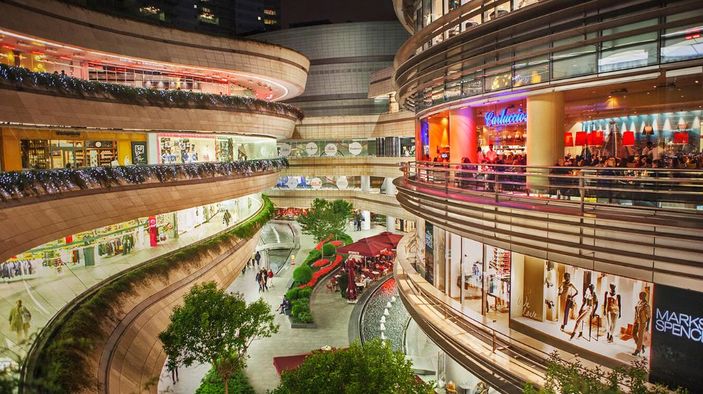 Kanyon Mall in Istanbul