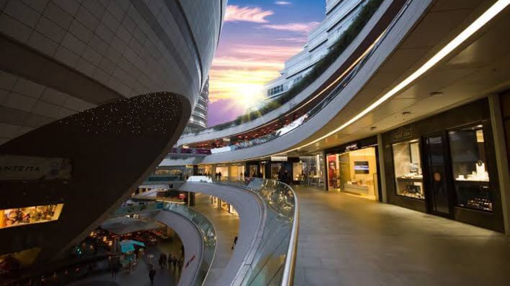 Kanyon Mall - Shopping in Istanbul
