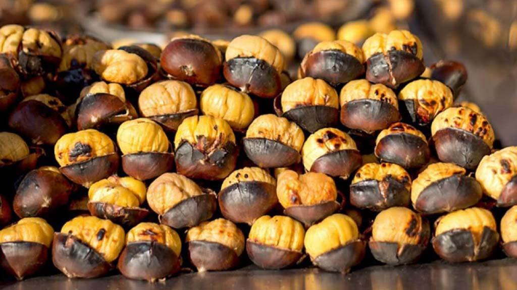 Chestnut - Istanbul street food