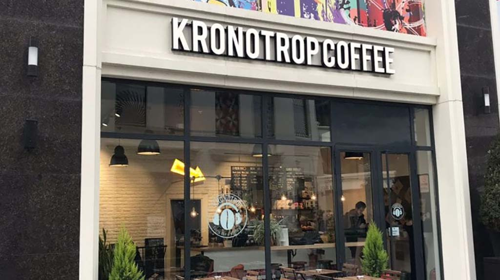 Kronotrop Cafe Istanbul