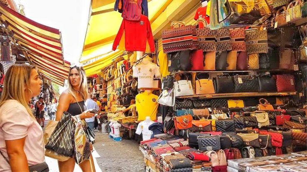 Merter - Shopping in Istanbul