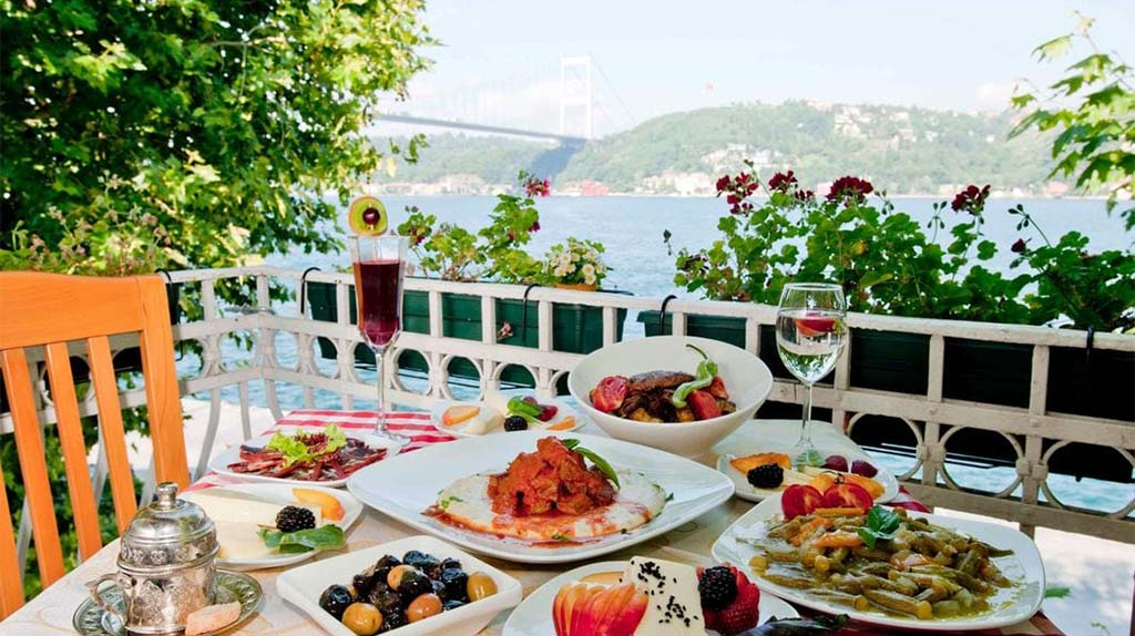 Nar Cafe Rumeli Fortress