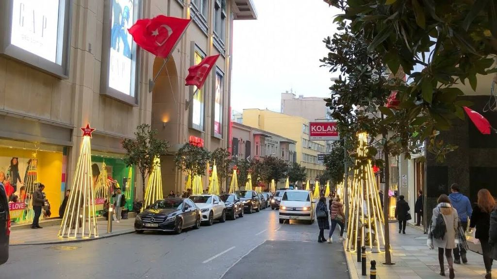 Nisantasi in Istanbul - 5 Days