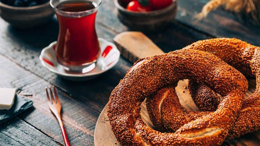 Simit - Istanbul street food