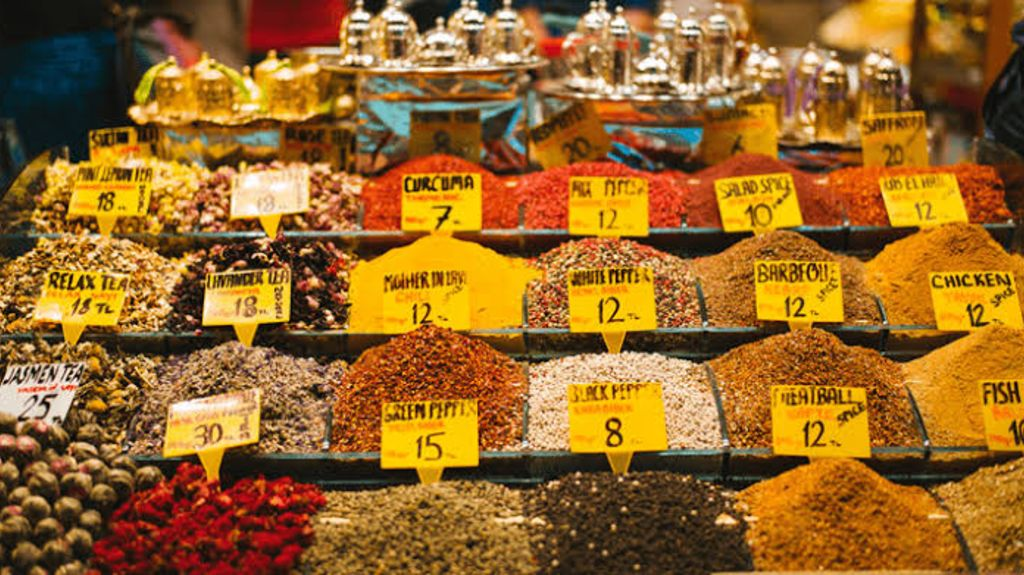 Spice Bazaar - Shopping in Istanbul