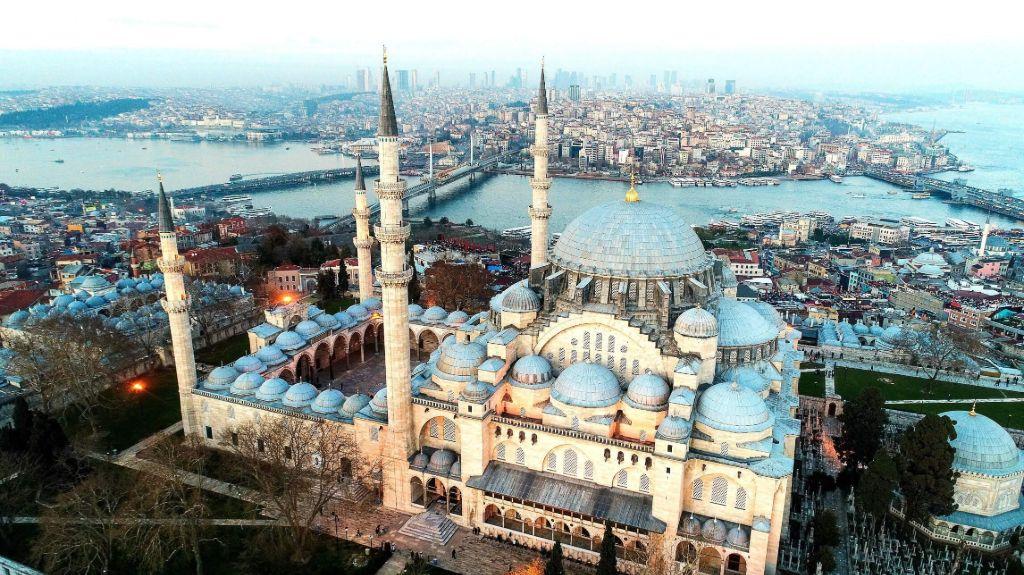 Suleymaniye Mosque - 5 Days in Istanbul