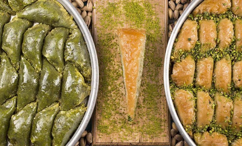 Where to Eat Best Baklava in Istanbul
