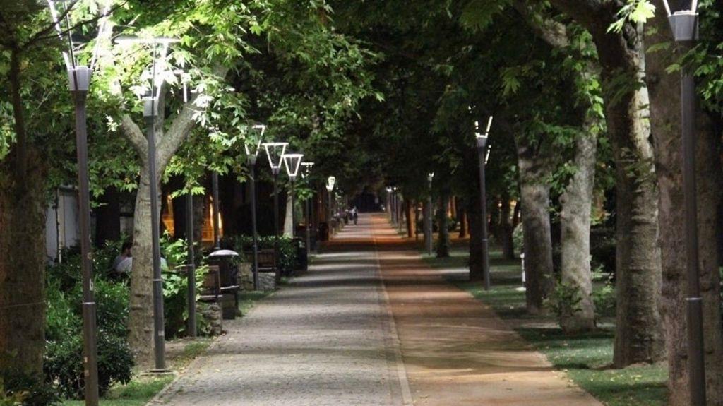 Yogurtcu Park in Istanbul