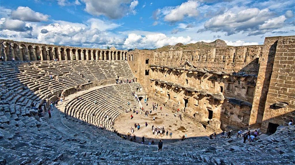 Aspendos-Ancient-City
