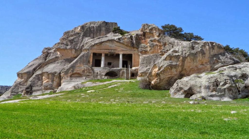 Gordion Museum and Tümülüs Ruins